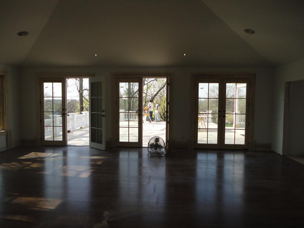 Morning star studio architecture structural - Cornell university interior design ...