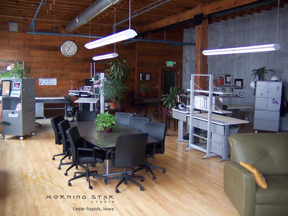 Morning Star Studio - Architecture